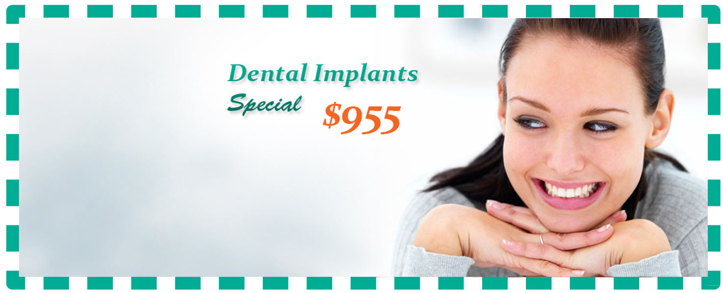 Dental Implants Patient Special