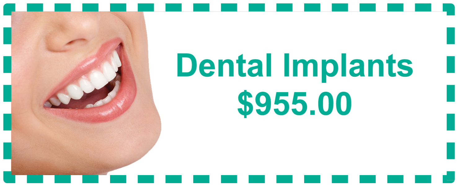 Dental Implants Special