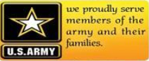 Proudly Serving Military Members